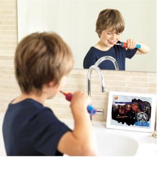 Oral B Stages Power Star Wars D12.513K електрична зубна щітка для дітей babcd38791278