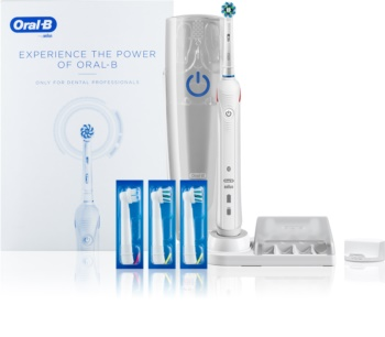 Oral B Smart 4 4000 N D601.545.3X Electric Toothbrush