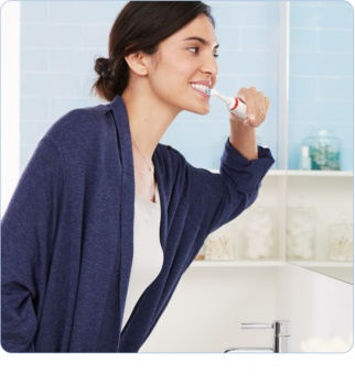 Oral B SmartSeries 4000 D601.524.3 elektryczna szczoteczka do zębów