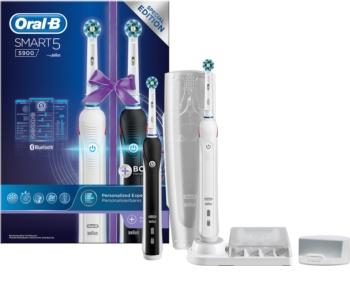Oral B Smart 5 5900 DUO D601.525.5HXP cepillo de dientes eléctrico