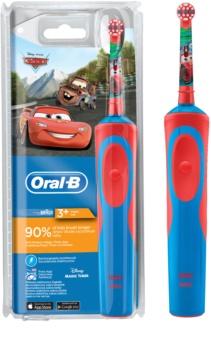 Oral B Stages Power Cars D12.513.1 električna četkica za zube za djecu
