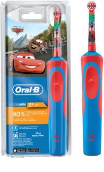 Oral B Stages Power Cars D12.513.1 Elektrische Tandenborstel  voor Kinderen