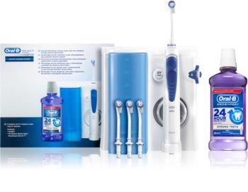 Oral B Oxyjet MD20 coffret cosmétique I.
