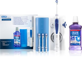 Oral B Oxyjet MD20 kozmetični set I.