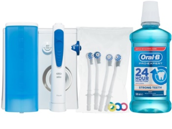 Oral B Oxyjet MD20 Cosmetic Set I.