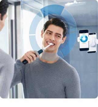 Oral B Genius 10000N Black brosse à dents électrique