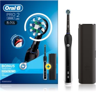 Oral B PRO 2 2500 D501.513.2X Electric Toothbrush With Bag