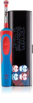 Oral B Star Wars električna zobna ščetka z etuijem