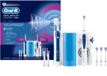 Oral B Oxyjet +3000 elektromos fogkefe és szájfürdő egyben
