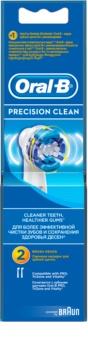 Oral B Precision Clean EB 20 csere fejek a fogkeféhez