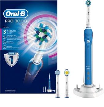 Oral B Pro 3000 D20.535.3 elektrický zubní kartáček