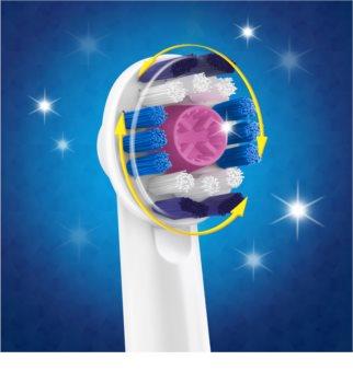 Oral B 3D White EB 18 têtes de remplacement pour brosse à dents