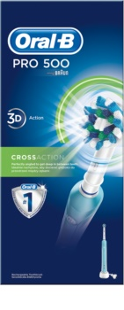 Oral B Professional Care 500 D16.513.u elektrická zubná kefka