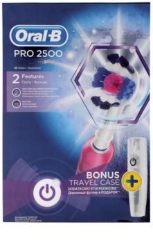 Oral B Pro 2500 Pink D20.513MX elektrická zubná kefka