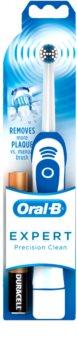 Oral B Battery Precision Clean D4 escova de dentes a pilhas para crianças