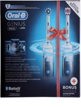 Oral B Genius 8900 D701.535.5HXC elektrická zubná kefka