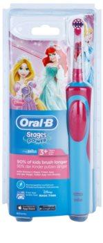 Oral B Kids Power D12.513.1 elektrische Zahnbürste für Kinder