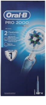 Oral B Pro 2000 D20.523.2M elektrická zubná kefka