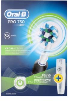 Oral B Pro 750 D16.513.UX CrossAction elektrický zubní kartáček