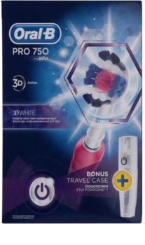 Oral B Pro 750 D16.513.UX 3D White električna četkica za zube