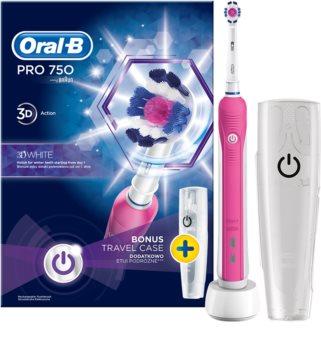 Oral B Pro 750 D16.513.UX 3D White brosse à dents électrique