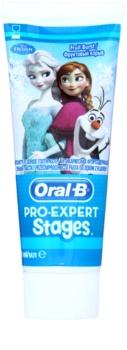 Oral B Pro-Expert Stages Frozen dentifrice pour enfants