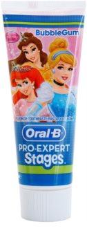 Oral B Pro-Expert Stages Princess pasta de dientes para niños