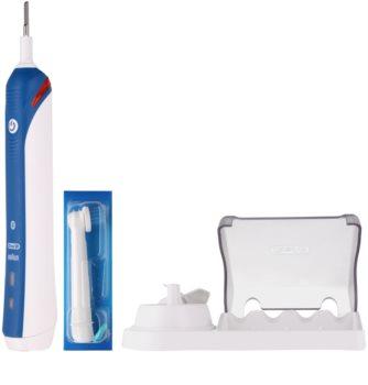 Oral B SmartSeries 4000 D21.525.3M CrossAction elektromos fogkefe