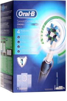 Oral B SmartSeries 4000 D21.525.3M CrossAction brosse à dents électrique