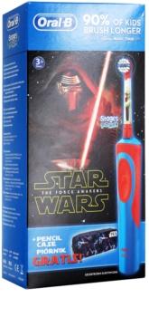 Oral B Stages Power Star Wars D12.513K elektrische Zahnbürste