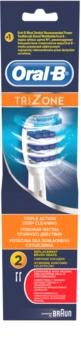 Oral B Tri Zone 1000 EB30 cabeças de reposição para escova de dentes