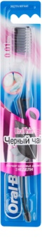 Oral B Ultra Thin Black Tea cepillo de dientes extra suave