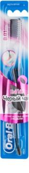 Oral B Ultra Thin Black Tea zubná kefka extra soft