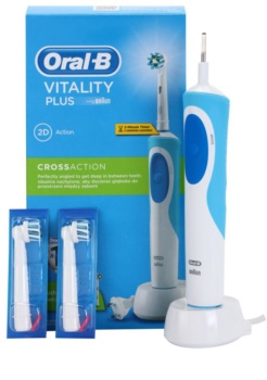 ORAL B VITALITY CROSS ACTION D12.523 електрична зубна щітка  1e4ba75d45e93
