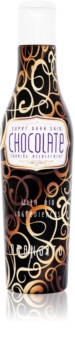 Oranjito Max. Effect Chocolate latte abbronzante per solarium con biocomponente e acceleratore dell'abbronzatura