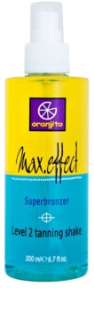 Oranjito Level 2 Shake двуфазов спрей за солариум