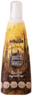 Oranjito Max. Level Babassu Caramel latte abbronzante per solarium
