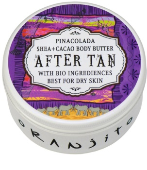 Oranjito After Tan Bio Pinacolada Body Butter  After Sun