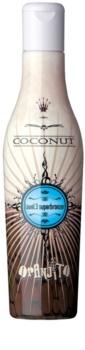 Oranjito Level 3 Coconut loção bronzeadora para solário