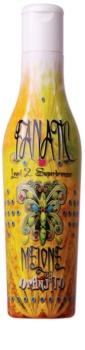 Oranjito Level 2 Fanatic Melone loção bronzeadora para solário