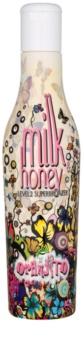 Oranjito Level 2 Milk & Honey loção bronzeadora para solário