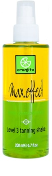 Oranjito Level 3 Shake spray solaire bi-phasé solarium