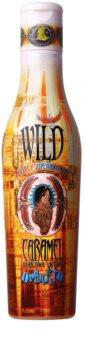 Oranjito Level 2 Wild Caramel opaľovacie mlieko do solária
