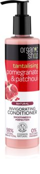 Organic Shop Natural Pomegranate & Patchouli condicionador energizante