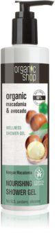 Organic Shop Organic Macadamia & Avocado Nourishing Shower Gel