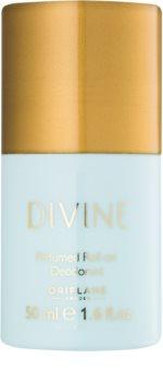 Oriflame Divine déodorant roll-on pour femme 50 ml