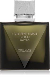 Oriflame Giordani Gold Notte Eau De Toilette For Men 75 Ml Notino