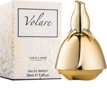 Oriflame Volare Gold parfumovaná voda pre ženy 50 ml