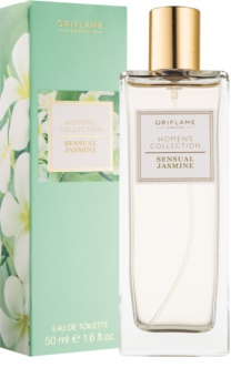 Oriflame Women´s Collection Sensual Jasmine eau de toilette nőknek 50 ml