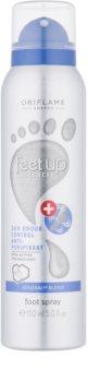 Oriflame Feet Up Advanced erfrischendes Spray für die Fußsohlen mit Desodorierungs-Effekt